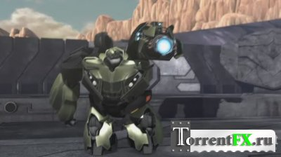 Трансформеры: Прайм / Transformers Prime Darkness Rising (2011) DVDRip