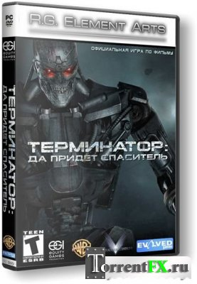 Терминатор: Да придет спаситель / Terminator Salvation: The Videogame (2009) РС | RePack