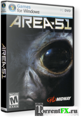 Area 51 + Blacksite: Area 51 (2005-2007/PC/RUS) RePack