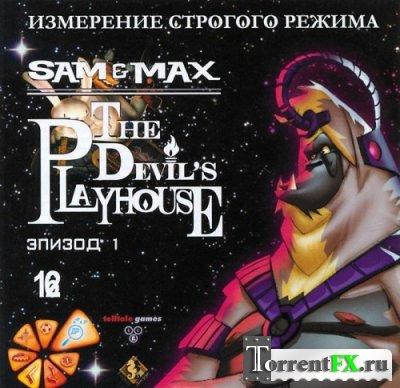Сэм и Макс: Сезон 3 - Эпизод 1: Измерение строгого режима (2011/PC/RUS)