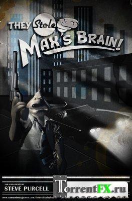 Сэм и Макс: Сезон 3 - Эпизод 3: Они похитили мозг Макса! (2010/PC/RUS)