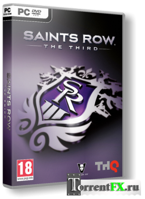 Saints Row: The Third [7 DLC] (2011/PC/RUS) | Repack от UltraISO