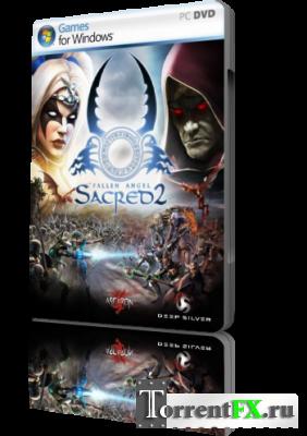 Sacred 2: Падший Ангел (2009/PC/RUS) Repack от R.G. Repacker's
