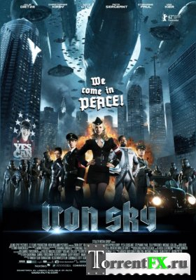 Железное небо / Iron Sky (2012/WEB-DL) | Трейлер
