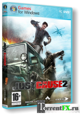 Just Cause 2 (2010/PC/Русский) | RePack