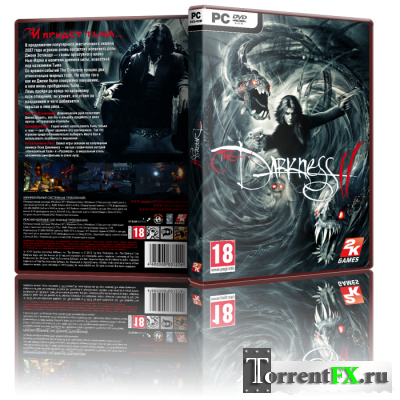 The Darkness 2 Limited Edition (2012) PC | Repack
