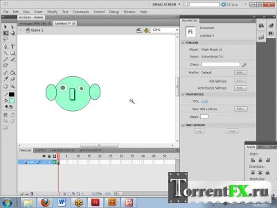 Adobe Flash CS5 / CS4. Уровень 2. Классическая анимация и создание баннеров