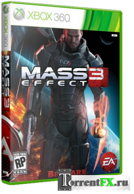 Mass Effect 3 (2012) XBOX360 | DEMO
