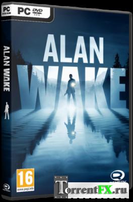 Alan Wake [v1.00.16.3209 + 2 DLC] (2012/PC/Русский) | RePack от Fenixx