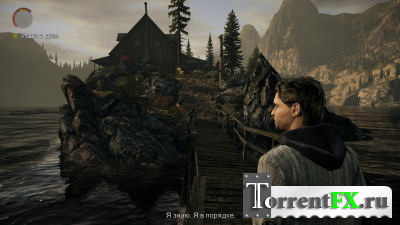 Alan Wake [v1.00.16.3209 + 2 DLC] (2012/PC/Русский) | RePack от Fenixx