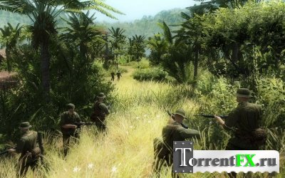 Диверсанты: Вьетнам / Men of War: Vietnam (2011/RUS/PC) Repack