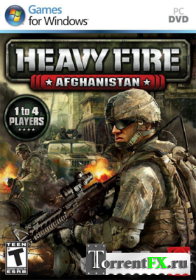 Heavy Fire Afghanistan (ENG) [L]