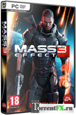 Mass Effect 3 Digital Deluxe Edition (2012/RUS/ENG) Rip