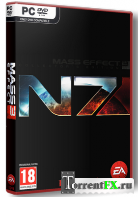 Mass Effect 3 N7 Deluxe Edition (2012/Rus/Eng) RePack