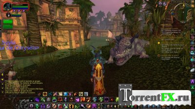World of Warcraft: Cataclysm [v. 4.3.3.15354] (2012/PC/RUS)