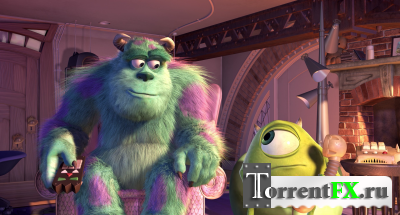 Корпорация монстров / Monsters, Inc. (2001/BDRip/1080p)