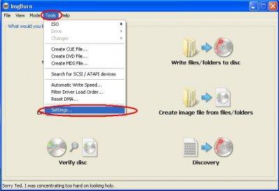 FAQ по записи XGD3 образов (ImgBurn и Clone CD)