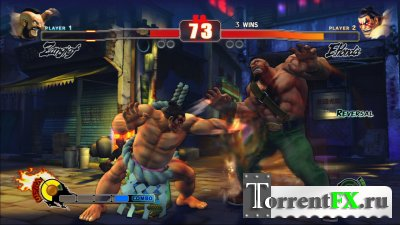 Street Fighter 4 (2009/PC/Рус) RePack
