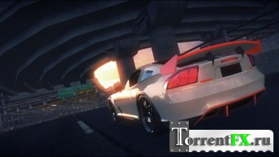 Ridge Racer Unbounded (2012/PC/Rus) RePack