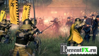 Total War: Shogun 2 - ����� �������� / Total War: Shogun 2 - Fall of the Samurai (2012/PC/���) RePack