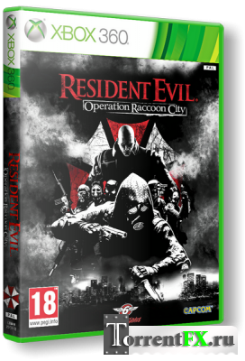Resident Evil Operation Raccoon City (2012/Русский) XBOX360