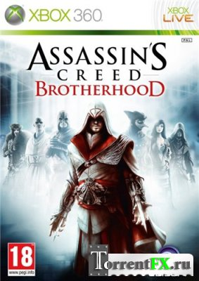 Assassins Creed: Brotherhood (2010/PAL/RUS) Xbox360