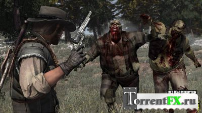 Red Dead Redemption: Undead Nightmare (2010/���) Xbox360