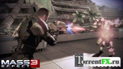 Mass Effect 3 (2012/RUS) XBOX360