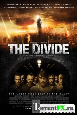 Разделитель / The Divide (2011) HDRip