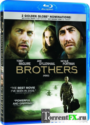 ������ / Brothers (2009) BDRip
