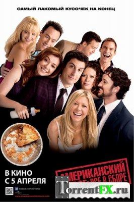 Американский пирог: Все в сборе / American Reunion (2012) CAMRip