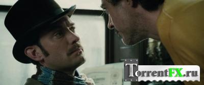 Шерлок Холмс: Игра теней / Sherlock Holmes: A Game of Shadows (2011) BDRip