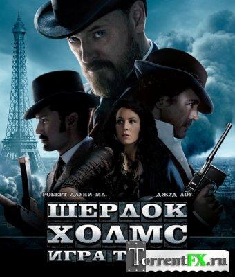 ������ �����: ���� ����� / Sherlock Holmes: A Game of Shadows (2011) BDRip