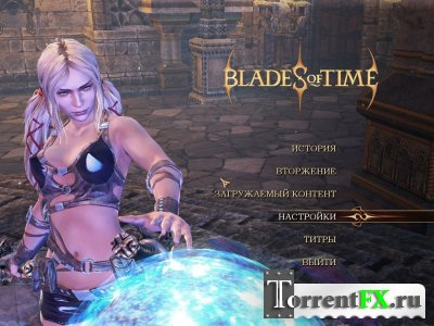 Клинки Времени / Blades of Time (2012/PC/Русский) RePack