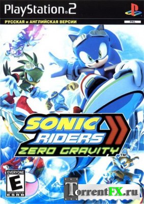 Sonic Riders: Zero Gravity (2008/RUS) PS2