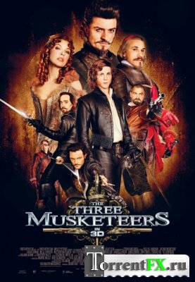 Мушкетеры / The Three Musketeers (2011) BDRip