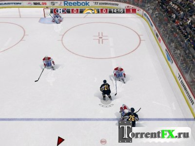 NHL 09+RHL 10 (2008-2010/PC/Русский) | RePack