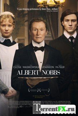Таинственный Альберт Ноббс / Albert Nobbs (2011) DVDRip