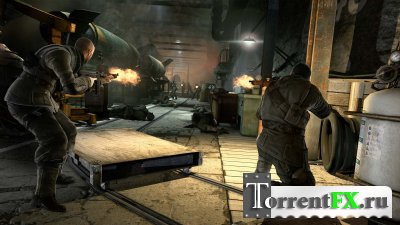 Sniper Elite V2 (2012/PC/Русский) RePack