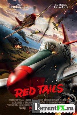 ������� x����� / Red Tails (2012) DVDRip | ���� � CAMRip