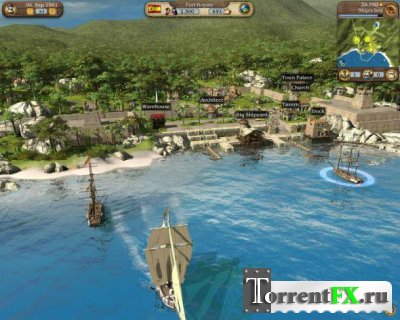 Port Royale 3: Pirates & Merchants (2012/PC/Английский) | RePack