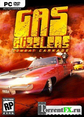 Gas Guzzlers Combat Carnage (2012/RUS) Repack
