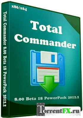 Total Commander 8.00 Beta 19 ExtremePack & PowerPack (2012/PC/Русский)