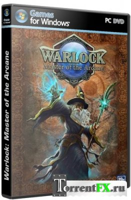 Warlock: Master of the Arcane [1.1.4.28 + 1 DLC] (2012/PC/RUS) RePack от R.G. Catalyst