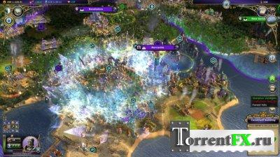 Warlock: Master of the Arcane [1.1.4.28 + 1 DLC] (2012/PC/RUS) RePack �� R.G. Catalyst