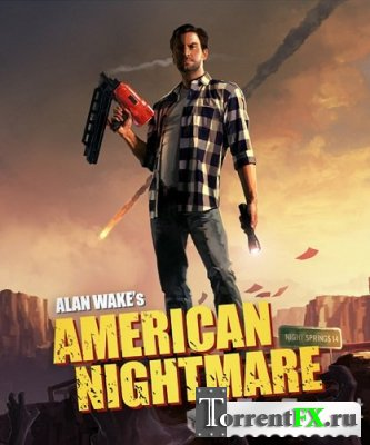 Alan Wake's American Nightmare (2012/ENG) [L]