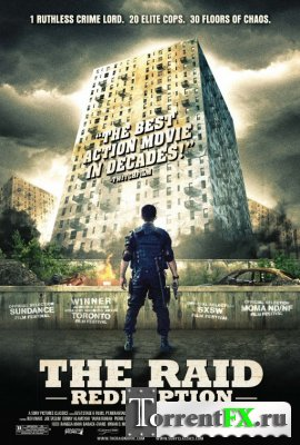 Рейд / The Raid: Redemption (2011) HDTVRip - L1