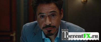 Железный человек 2 / Iron Man 2 (2010) HDRip | Лицензия