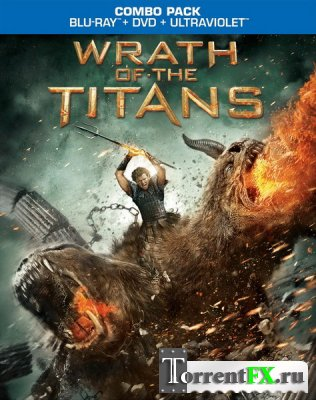 Гнев Титанов / Wrath of the Titans (2012) HDRip | L1