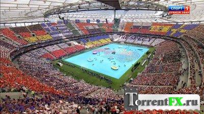 Футбол. Чемпионат Европы 2012. Группа А. 1-й тур. Польша - Греция (2012) HDTVRip